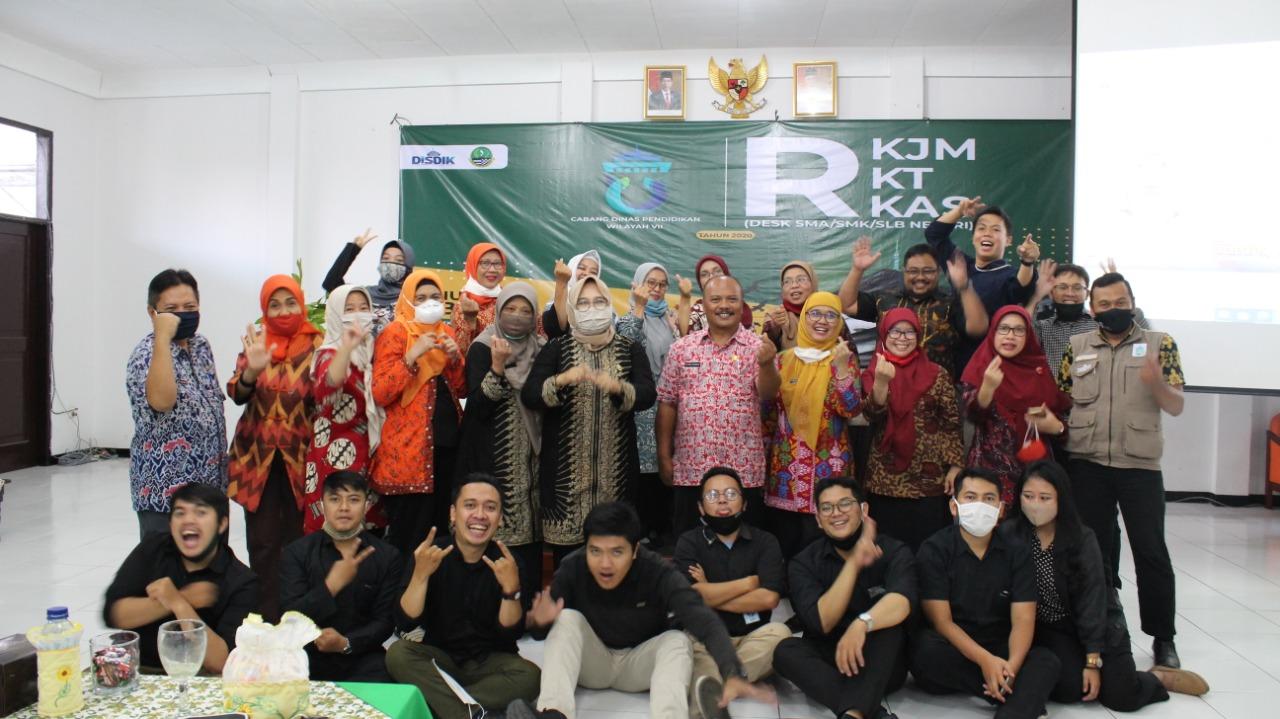 PAPARAN R3 (RKJM, RKT dan RKAS) SMAN 3 CIMAHI