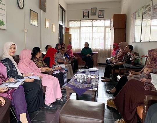 Rapat Persiapan Kegiatan Pemantapan Kelas XII Tahun 2019-2020