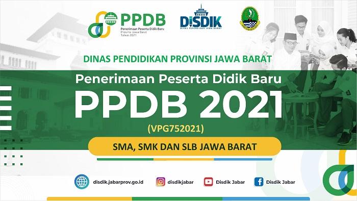PPDB 2021 Jawa Barat