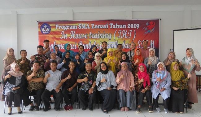 Workshop Pembelajaran berbasis STEM