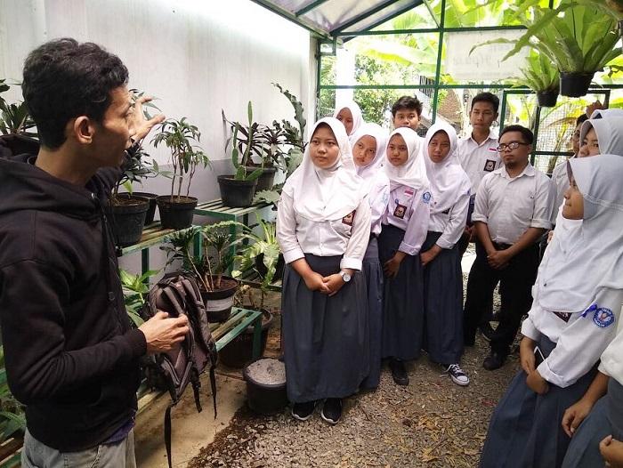 Komposting dari LH Kota Cimahi