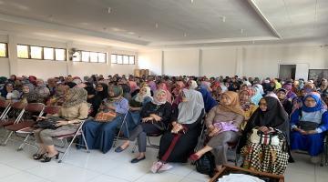 Rapat Orang tua Siswa/i Kelas XII
