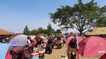 Camping Ceria (6-7 September 2019)